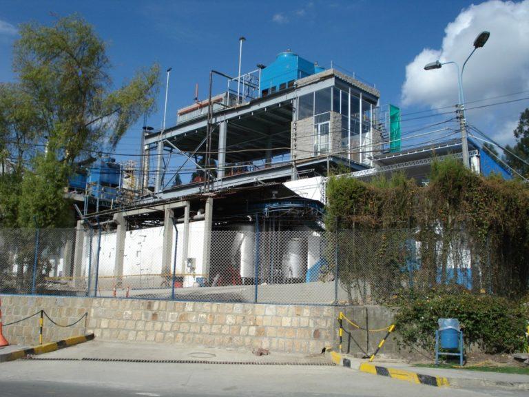 Edificio Servicios Industriales