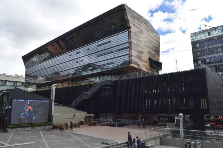 Universidad Ciudad U. Javeriana