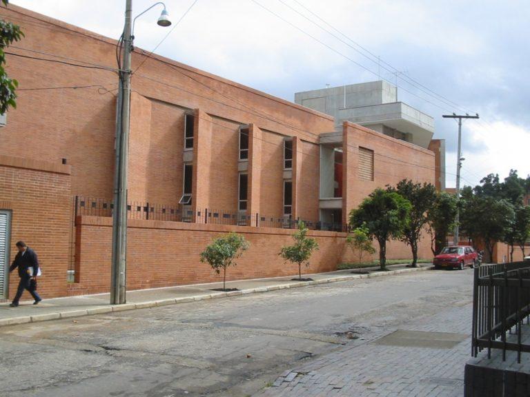 Edificio Comunidad Jesuita